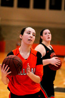 Milligan vs Asbury Womens JV Basketball 11-17-17