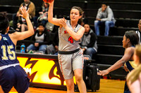 Milligan vs Montreat Women's Basketball 1-6-18
