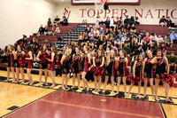 SHHS vs TN High Dance - Varsity Basketball Game