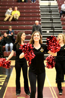 SHHS vs Morristown East Dance - Varsity Basketball Game