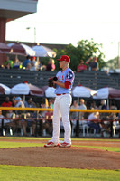 Johnson City Cardinals vs Elizabethton Twins 6-28-16 Game 2