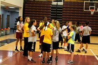 Lady Toppers 2016 Basketball Camp