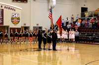 Morristown West vs Science Hill Varsity Basketball 2-27-17