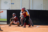 Science Hill vs Tennessee High Softball 3-24-2017