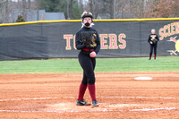 Science Hill vs University School Varsity Softball 3-11-17