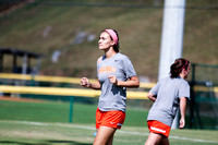 Milligan College vs Bluefield College Women's Soccer 9-27-17