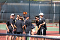 Science Hill VS Sullivan Central Varsity Tennis 4-13-17